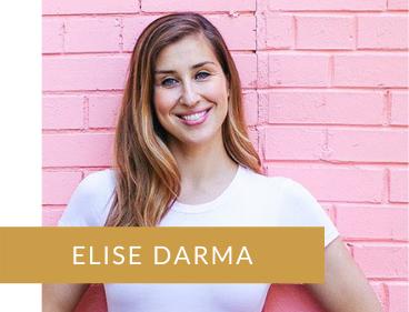 Elise Darma - Guest Speaker